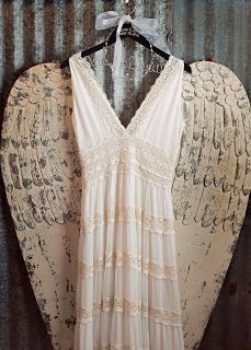 1000 images about blessed oak farm weddings on pinterest for Angel wings wedding dress