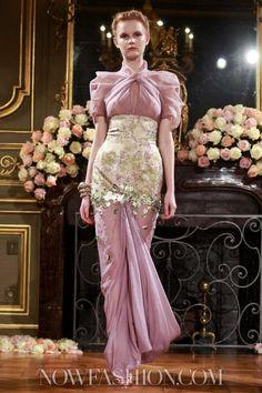 Jantaminiau S/S 2013, Couture
