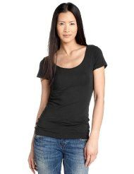 edc by ESPRIT Damen T-Shirt Regular Fit, 032CC1K001