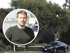 Бен Аффлек переехал из дома, который он делил с Дженнифер Гарнер, в дом по соседству (4 фото)