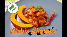 Rezept für selbst gemachte Kürbis-Chutney #HerbstEs muss nicht immer Suppe sein ;-)