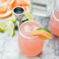 Tequila Paloma. A wonderfully refreshing summer cocktail!