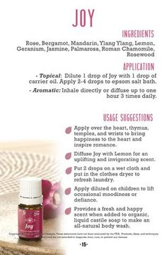 ISSUU - Oily Families Essential Oil Starter Guide by Oil Revolution Designs