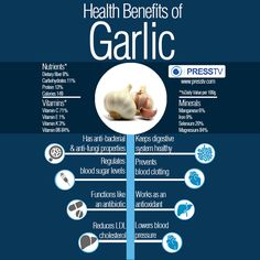Here's why #Garlic is good for you:  Garlic, an herb used widely as a flavoring in cooking, has also been used as a medicine throughout ancient and modern history to prevent and treat a wide range of conditions and diseases.