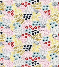 Keepsake Calico™  Cotton Fabric-Harper Floral Cluster