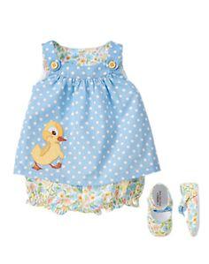 Gymboree Baby Girl & Boy - Little Golden Books Baby Girl Patterns, Baby Clothes Patterns, Cute Baby Clothes, Baby & Toddler Clothing, Doll Clothes, Children Clothes, Girl Clothing, Children Toys, Babies Clothes