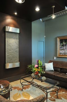 Your escape starts the moment you walk into Wolf Mountain Day Spa.