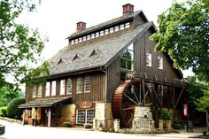 This 1800s era ice cream mill produces the creamiest and most delicious ice cream you've ever had! Not to mention, you get to see how it's made.