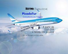 PROMOÇÃO PARA BARILOCHE | PicadoTur - Consultoria em Viagens | Agencia de viagem | picadotur@gmail.com | (13) 98153-4577 | Temos whatsapp, facebook, skype, twiter.. e mais! Siga nos|