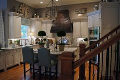 Love the individual, creative look.  Creative Cabinets & Faux Finishes, LLC (CCFF)– Kitchen Cabinet Refinishing Picture Gallery