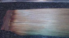 100% Human Hair Extensions!!  °°°°°°°°°°°°°°°°°°°°°°°°°°°   Full weft / 120 Strands  25-30cm R1100 35-40cm R1300 45-50cm R1500 55-60cm R1700 70cm       R2500  °°°°°°°°°°°°°°°°°°°°°°°°°°   Clip in extensions se pryse is as volg: (8 Stukke)  25-30cm R1200 35-40cm R1400 45-50cm R1600 55-60cm R1800 70cm       R2500