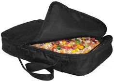 Perfect for backyard barbeques, picnics, and more, this Cameron's casserole tote bag makes bringing your favorite hot dish with you a whole lot easier. Featuring an insulated polyester lining and a cotton/poly blend exterior, it has a zipper that opens the entire way around, allowing for easy placement of casserole dishes.
