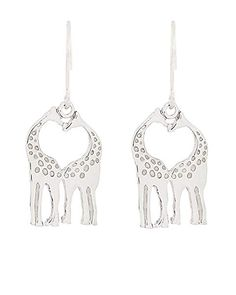Giraffe Earrings | G