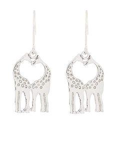 Giraffe Earrings | G