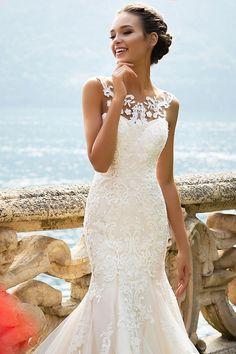 Milla Nova Bridal Wedding Dresses 2017 amalia2