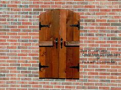 arched Batten Shutters Make Your Own | H2 - Hamm Shutters & Son LLC, Fort Smith AR 72903