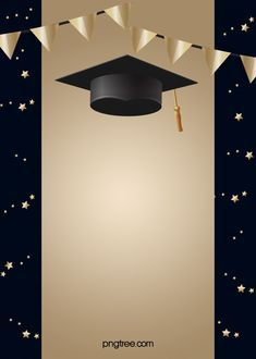 Black And Golden Happy Graduation Hat Background - graduacion - Planejamento de Eventos Golden Background, Background Vintage, Textured Background, Background Images, Wood Background, Graduation Album, Graduation Images, Graduation Diy, Black Backgrounds