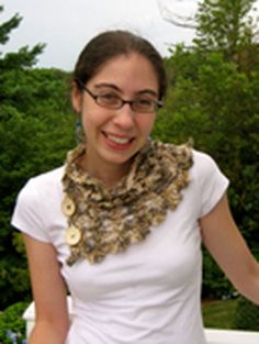 100 Free Crochet Scarf Patterns