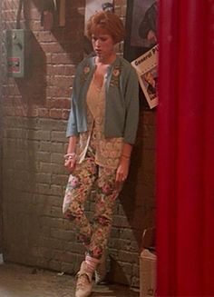 Pretty in Pink's Andie 80s Costume Idea