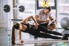Eager to Become a Fitness Pro? Here's What to Do How to Become a Personal Trainer<br> You need to see how these nine steps can help you carve out a satisfying career as a personal trainer. Gym Personal Trainer, Becoming A Personal Trainer, Gym Trainer, Squat Challenge, Coach Sportif, Fitness Photoshoot, Group Fitness, Fitness Gear, Fitness Diet