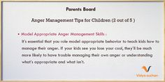 Differentiate between feelings & behavior tips(2)