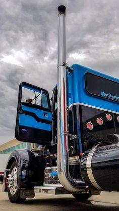 .. Freightliner Trucks, Dually Trucks, Peterbilt 379, Diesel Trucks, Show Trucks, Big Rig Trucks, Custom Big Rigs, Custom Trucks, Ranger
