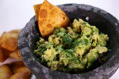 the chew | Recipe | Michael Symon's Guacamole Bar