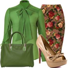 """Work attire #11"" by hazelhunnie30 ❤ liked on Polyvore"