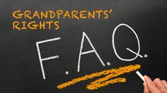 Grandparents' rights expert Susan Hoffman answers your most frequently asked questions about visitation, maintaining relationships, and more. Most Asked Questions, This Or That Questions, Grandparents Rights, Visitation Rights, Unsolicited Advice, Becoming A Father, Broken Marriage, Step Parenting