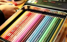 Coloring Tips and Techniques Using Colored Prismacolor Pencils
