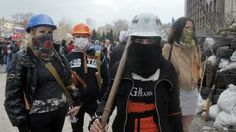 Pro-Russia separatists reject amnesty offer in Ukraine standoff - Yahoo News