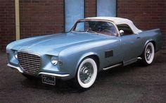 Chrysler Falcon Ghia | Chrysler Falcon (Ghia), 1955