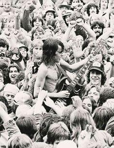 Angus Young 1978