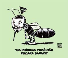 Dengue promete revanche a Sarney...