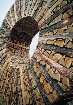 1000 Images About Woodpile Art On Pinterest Firewood