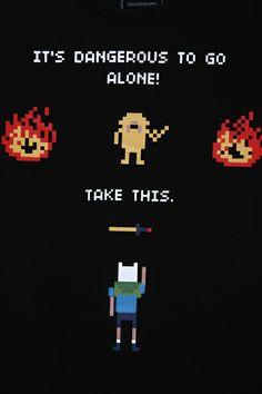 Camiseta Adventure Time