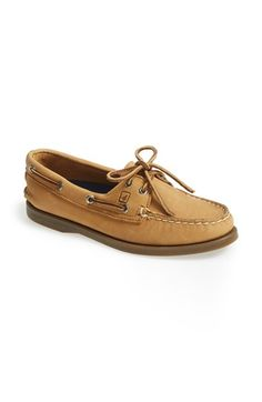 a98c89270e Sperry  Authentic Original  Woven Boat Shoe