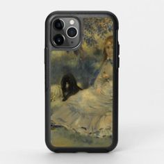 Shop La Famille Henriot by Auguste Renoir OtterBox iPhone Case created by stineshop. Personalize it with photos & text or purchase as is! Renoir, Otterbox, Auguste, Unique Iphone Cases, Art Oil, Impressionist, Oil On Canvas, Fine Art, Artist