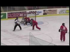 What is Ringette? Ringette Team Canada plays and shows you the rules of the fastest game on ice Best Games, Fun Games, Everyone Knows, 20 Years, Plays, Growing Up, Basketball Court, Canada, Ice