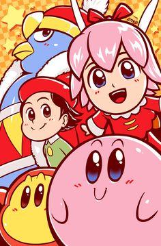 Kirby 64 by Kaigetsudo.deviantart.com on @deviantART