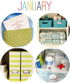 IHeart Organizing: Favorite Posts of 2012 & Some Goals!!