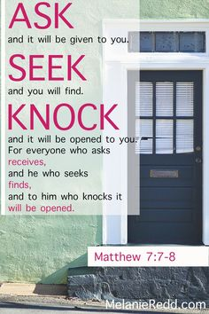 What are you looking for these days? Hope? Money? Maybe your car keys or the remote? We are all searching, looking, seeking, and wanting to find something. Searching and seeking are normal parts of life. But, are there some things we ought to be looking for? And, what does the Bible say about seeking and finding? Drop by the blog today to find out!