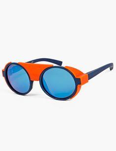 e7cf0fb647 Men s Blue Mylon Mallory Sunglasses