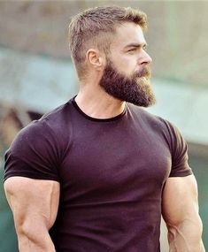 Hair Undercut, Undercut Hairstyles, Haircuts, Hairy Hunks, Beard Love, Tights Outfit, Men's Hair, Good Looking Men, Hairline
