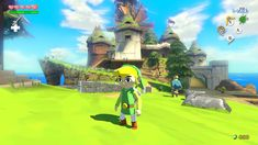Image result for zelda windwaker