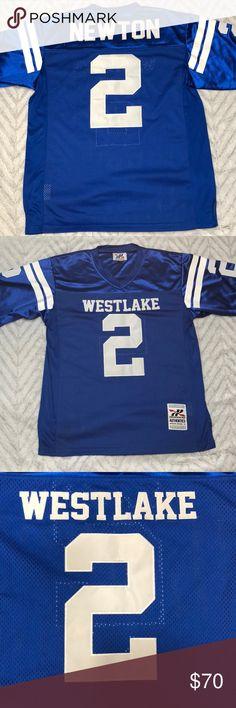 Throwback Cam Newton Westlake High School Jersey Throwback Cam Newton  Westlake High School Jersey Size XL e3557b53a