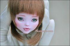 Monster High Custom, Monster High Repaint, Doll Eyes, Doll Repaint, Bjd Dolls, Beautiful Dolls, Handmade Dolls, Fantasy, Art