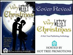 . Cover Reveal & Giveaway  A Very Werey Christmas .