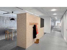 interior office design project KWS infra by VOID interieurarchitectuur