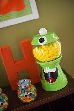 Friendly Monster 3rd Birthday Party Planning Ideas